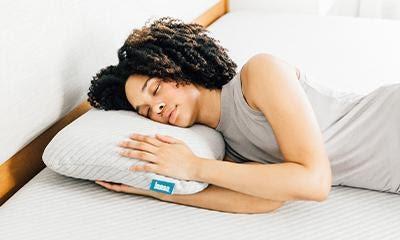 tidur nyenyak dengan bantal Lessa