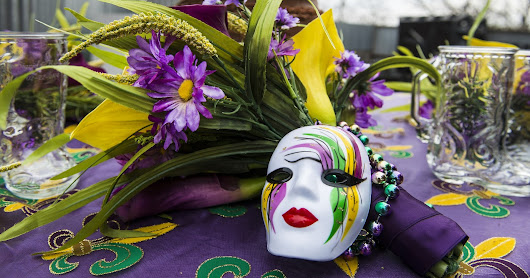 Throw a Family-Friendly Mardi Gras Party