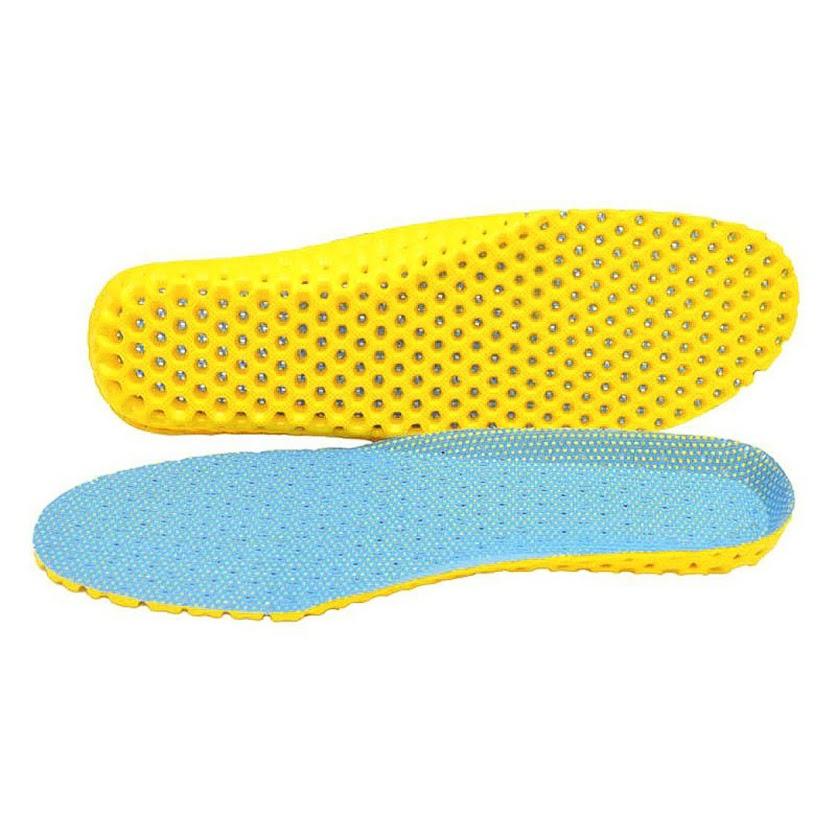 [A119] Mẫu miếng lót giày kháng khuẩn chống hôi