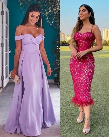 Vestidos para formatura 2019- Evelyn Regly, Nah Cardoso