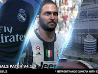 Update Patch PES 2016 dari PES Professional Patch 4.1