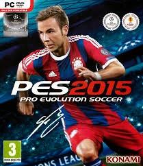 PES 2015: Pro Evolution Soccer (PC) + Crack + Narração PT-BR
