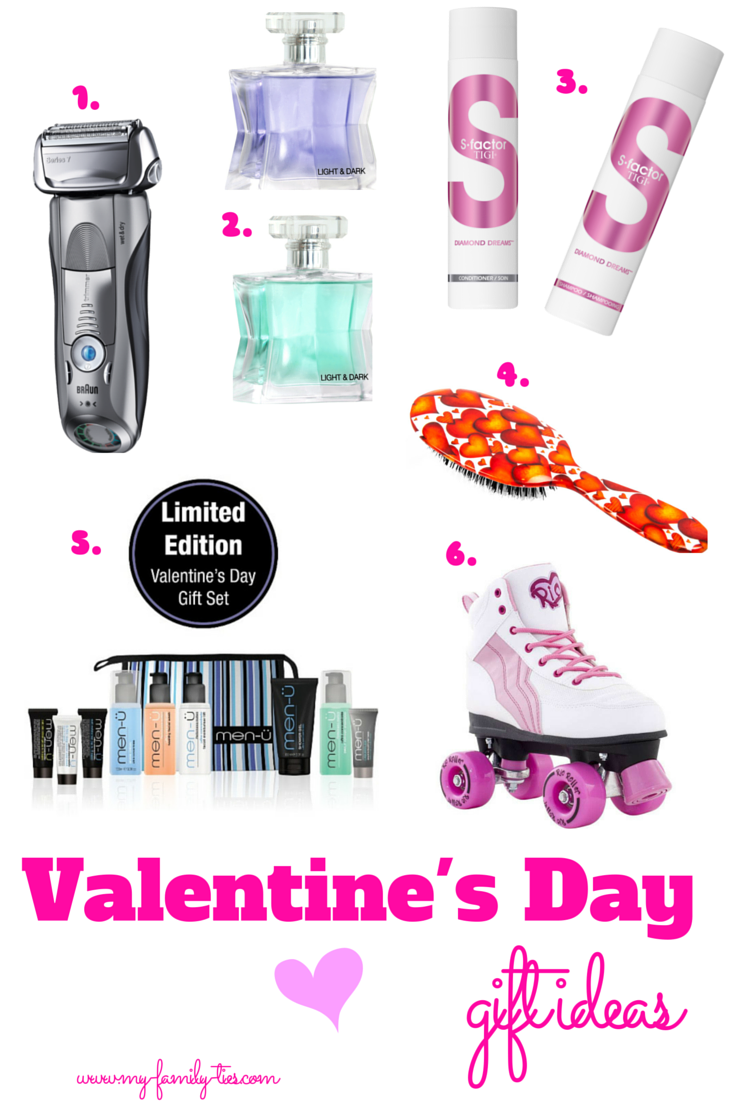 Valentine Gift Ideas From My Family Ties Blog www.my-family-ties.com