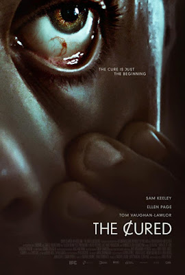 The cured - poster