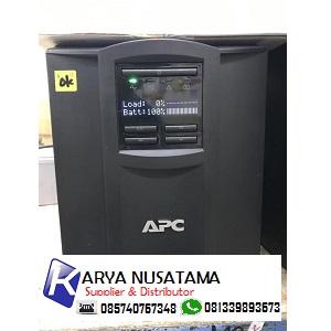Jual APC UPS Untuk 1500VA SMART UPS  LCD 230V di Tanggerang