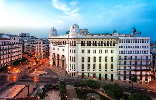 Ghardaia  Algeria Travel Tourism