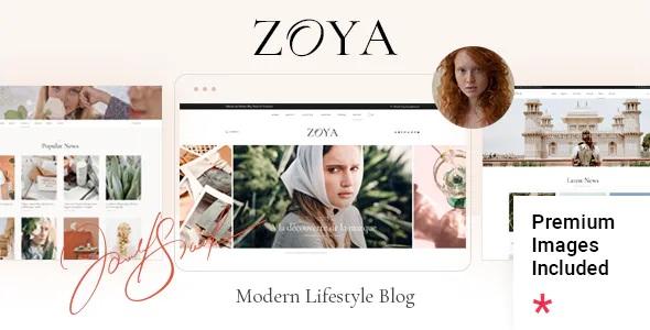 Best Lifestyle Blog Premium WordPress Theme