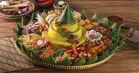Nasi Tumpeng Tangerang Selatan