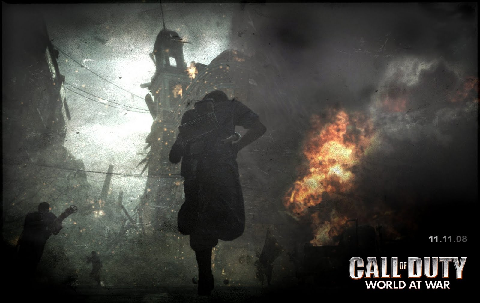 Wallpaper Collections: Call Of Duty World At War Wallpaper Hd