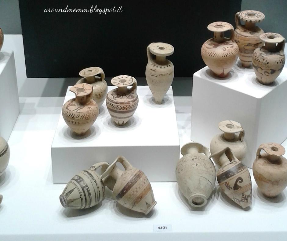 A taranto il pi bel museo archeologico d 39 italia around me for Interno coscia macchie rosse