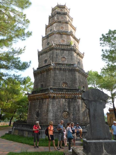 Pagoda de Thien Mu en Hué