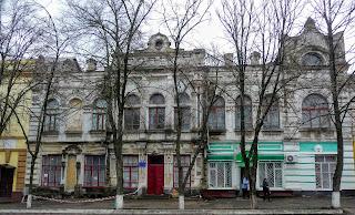 Бобринец. Ул. Николаевская, 78. Дом культуры