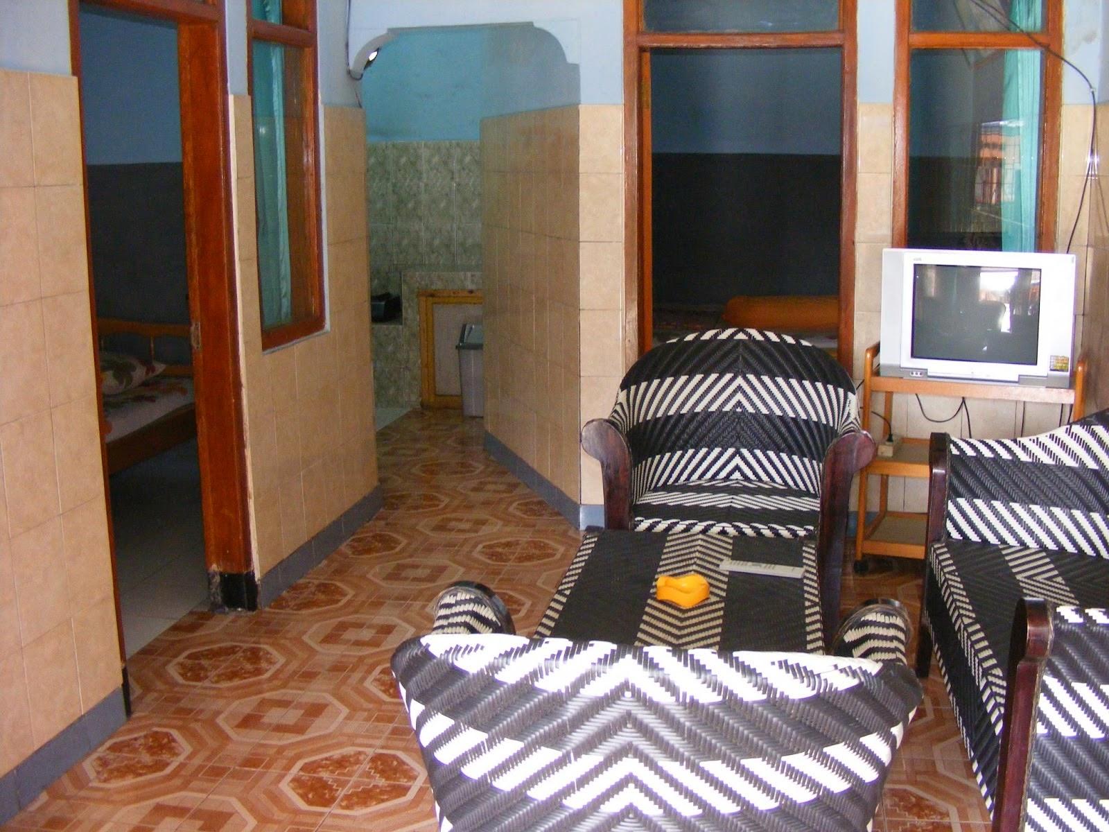 villa penginapan ciater murah