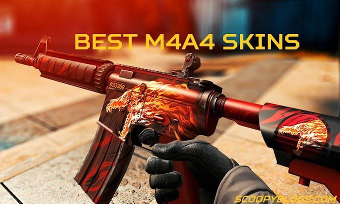 Worth Buying Best CS:GO M4A4 Skins Under 15$