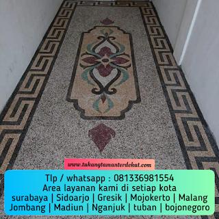 karpot lantai motif