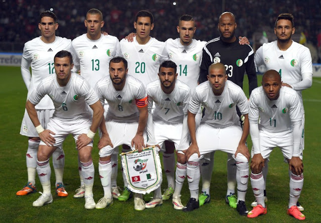 نتيجة مباراة الجزائر وبنين اليوم الأثنين 09/09/2019 الودية