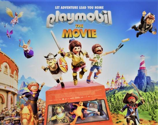 Box Office Movie: Playmobil: The Movie