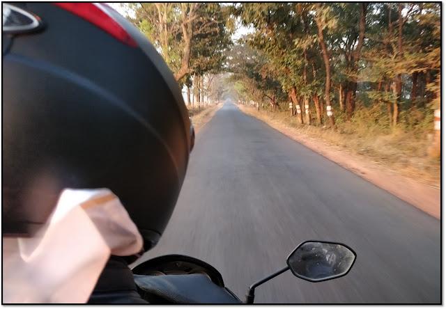 Goa, mumbai to goa bike ride