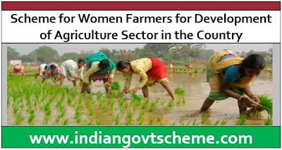 Scheme for Women Farmers
