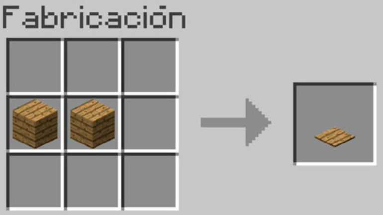 You can make a pressure plate using wood, gold, iron or stone