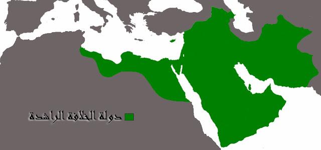 دولة الخلفاء الراشدين | أول دول الخلافة الاسلامية