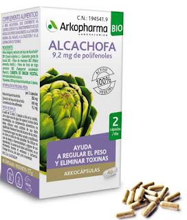 Arkopharma alcachofa