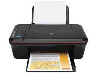 Image HP Deskjet 3050 J610a Printer