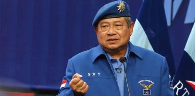 Untuk Dapatkan Keadilan, SBY akan Proses Pernyataan Wiranto