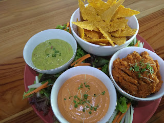 Nachos Vegan Food