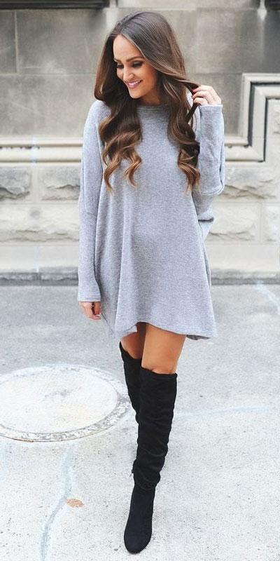 Need Style Inspiration for Fall Season. See these 31 Most Popular Fall Outfits to Truly Feel Fantastic. Fall Style via higiggle.com | dress | #fall #falloutfits #fashion #dress