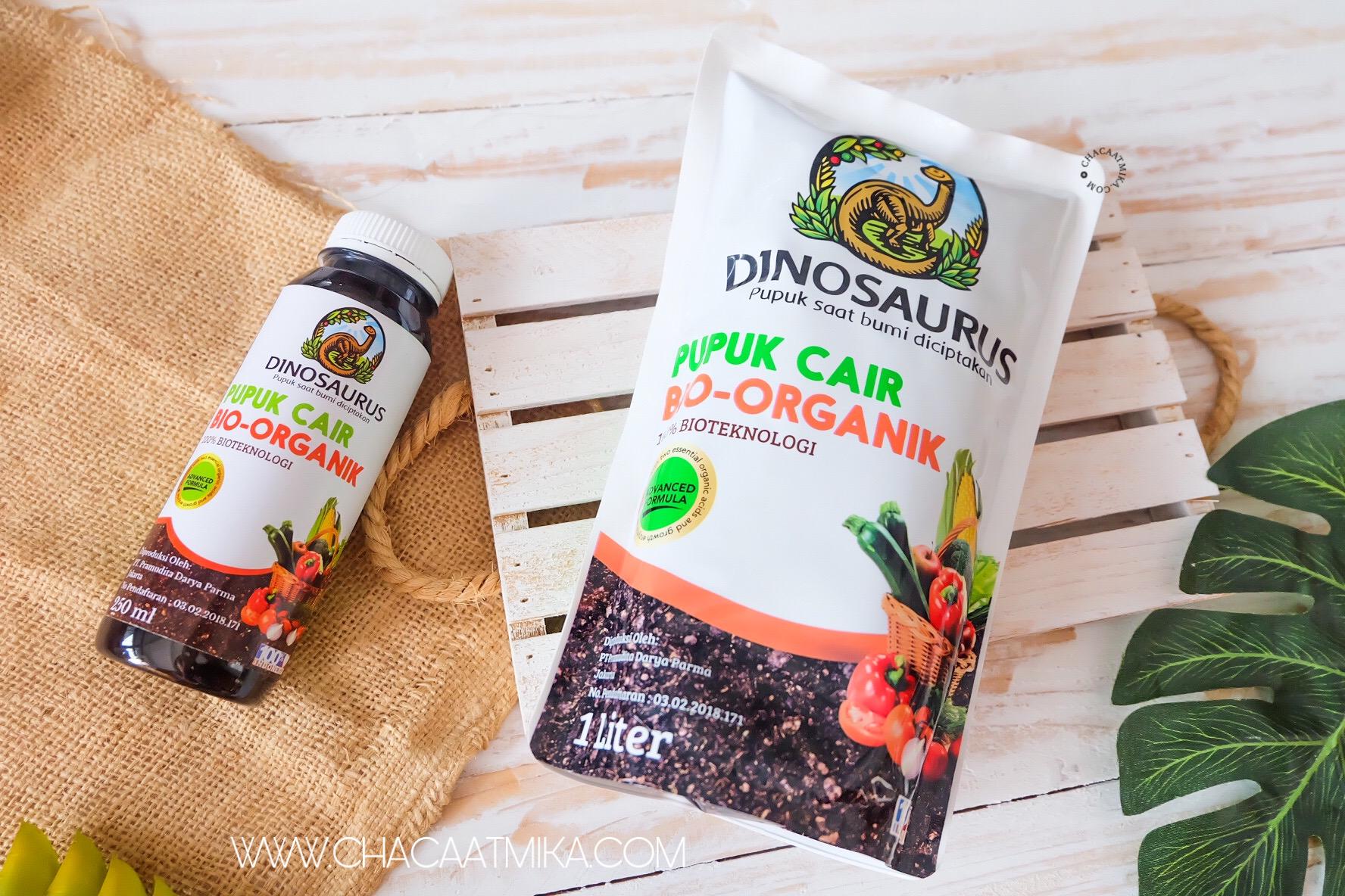 Review Pupuk Organik Hayati Dinosaurus