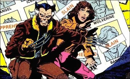 Versión diferente de Wolverine (Lobezno) más vieja