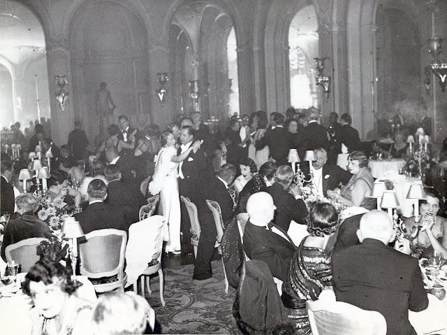 Las fiestas de nochevieja en la década de 1920