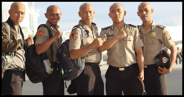 Larangan yang tidak boleh dilakukan ketika pendidikan polisi