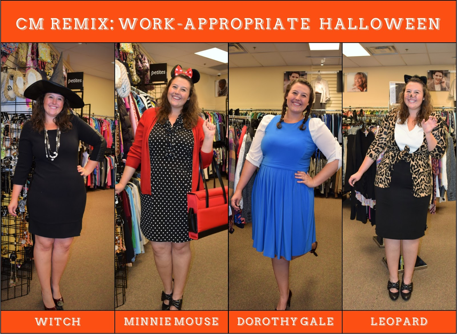 The Cheerful Closet: CM Remix: Work-Appropriate Halloween