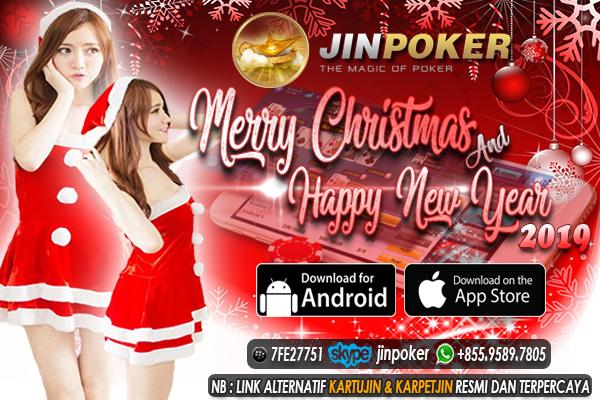 Promo Bonus Natal Di Website Jinpoker
