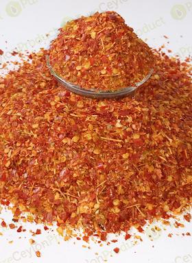Pure Ceylon Chili Pieces