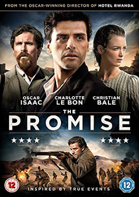 The Promise 2017 DVD R1 NTSC Latino