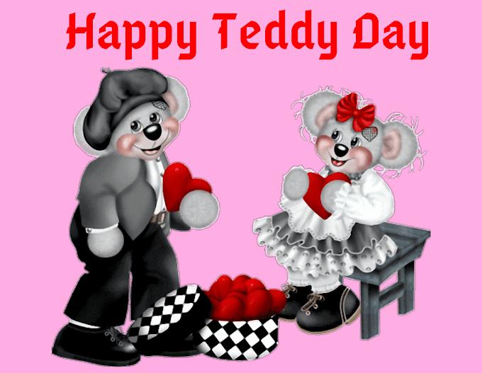 Teddy Bear Day Shayari in Hindi : 10 February 2020