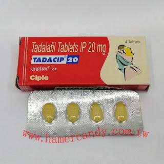 「印度犀利士」希愛力速效壯陽藥 增硬 助勃 延時 Tadacip 20mg ZT1