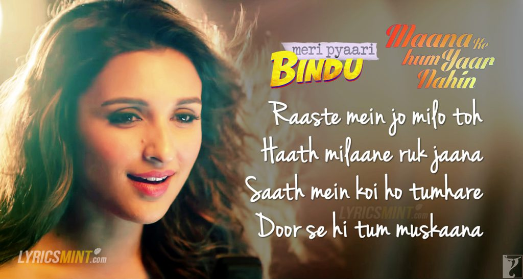 Lyric song title by lyrics : Wajah Tum Ho Lyrics (Title Song) – Mithoon, Tulsi Kumar, Altamash ...