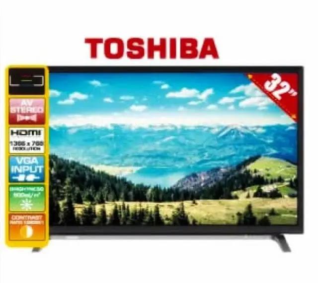 أسعار شاشات توشيبا في مصر2021