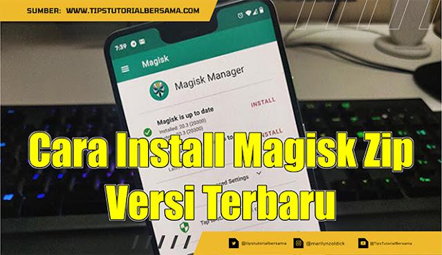 Magisk zip merupakan sebuah file yang dapat membantu penggunanya untuk melakukan root, disini kamu dapat download Magisk versi terbaru secara gratis.