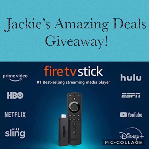 Enter To Win a Amazon Fire Stick ( Worth Over : +$40)