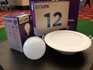 Ecolink LED Downlight dan LED Bulb