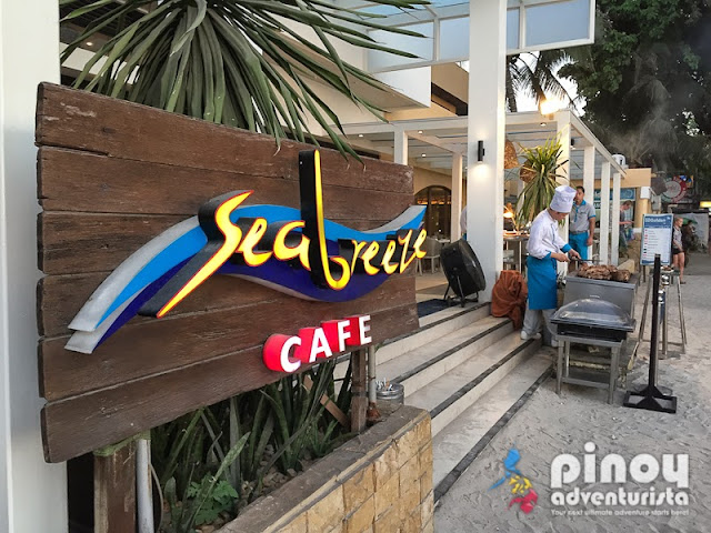 Where to Eat in Boracay Sea Breeze Cafe Boracay Regency