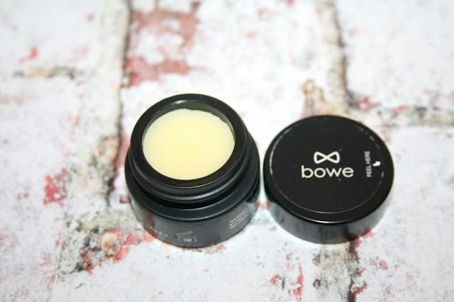 Bowe Organics Lip Rescue Balm Review
