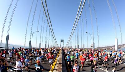 Regarder Marathon de New York de 2016 en direct