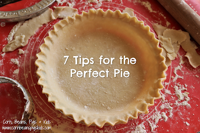 7 Tips for the Perfect Pie + Favorite Pie Recipes