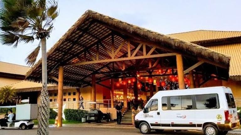 traslado privativo aeroporto de fortaleza para cumbuco